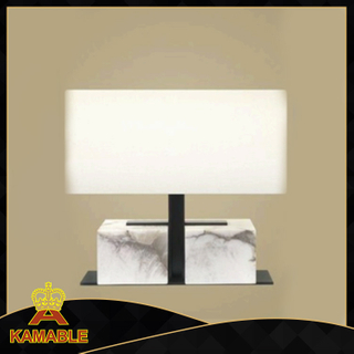 Marble Material Home Modern Reading Table Lamp (KAT6106)