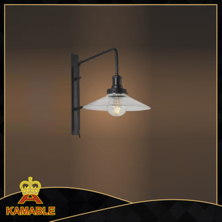Indoor Vintage Steel Wall Lamp (KAM0076W-1)