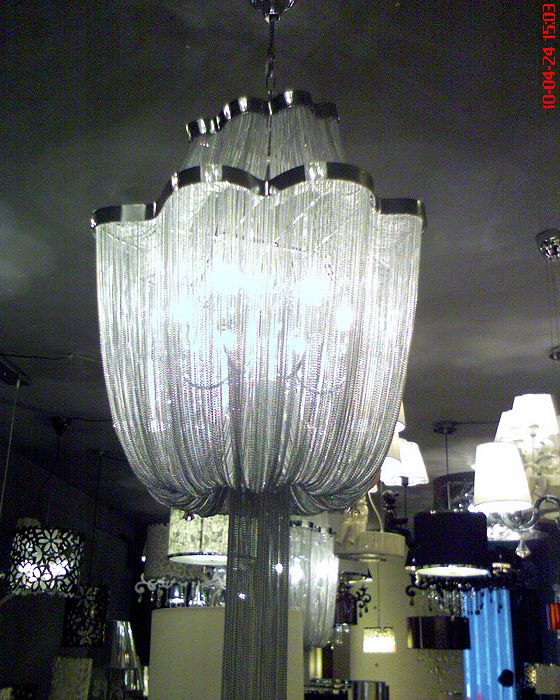 Simple design chain lamp chandelier(KA117)