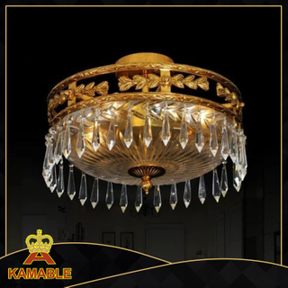 Hotel Project Brass Ceiling Lamp (TX-0858-4)