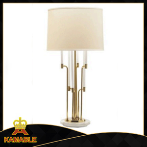 Hotel or Home Use Decorative Table Lamp (KAT6109)