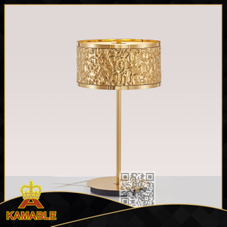 Indoor Gold Stainless Steel Table Lamp Lighting (KA00161T-1)