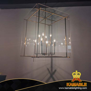 Dinning room modern glass pendant light (KK1106-76)