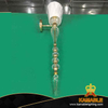 Hotel Decorative French luxury crystal fancy wall lamp (KAW202)