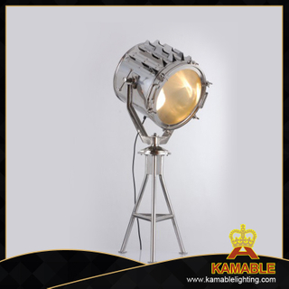 Stainless Steel Hollywood Studio Table Lamp (KM0171T-1)