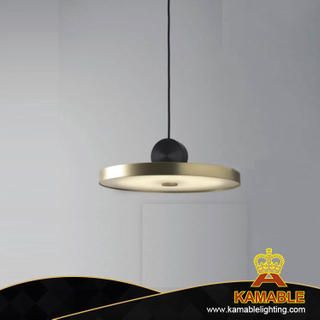 Home decoration stainless steel acrylic ceiling lamp (KA10036P/D)