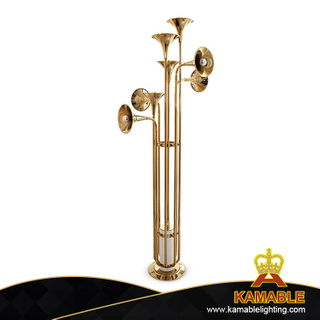 Modern Home Decorative Trumpet Metal Floor Lamp (KAB001)