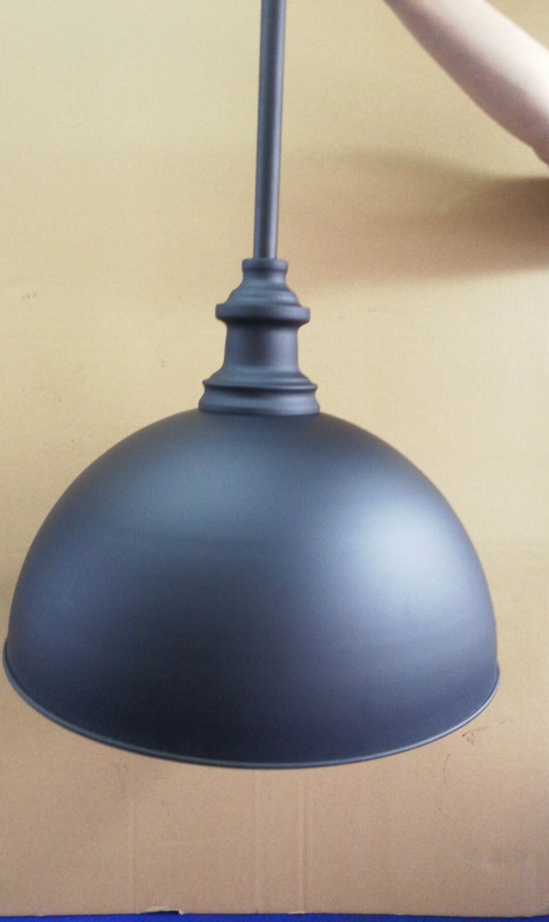 Black steel home decorative industrial pendant lamp (UC415)