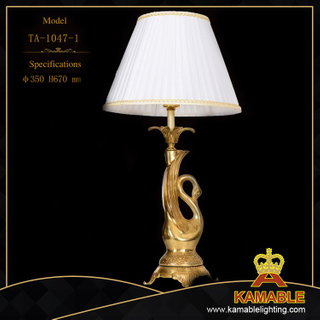 European unique brass table lamps bar lights wholesale (TA-1047-1)