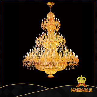 Hotel Lobby huge luxury traditional project Chandelier(YHC2031 L205)