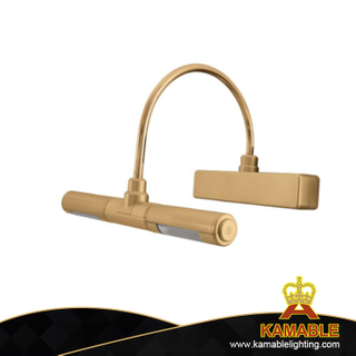 Modern polished brass metal wall lamp (WL1810615)