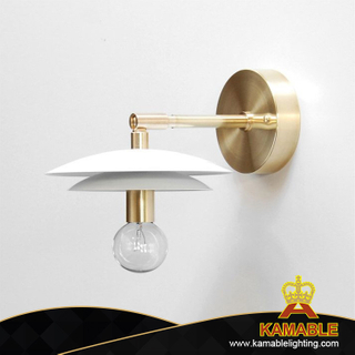 Modern Copper Bedside Reading Wall Lamp (KAW404)