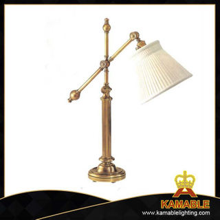Industrial project indoor use brass table lamp (CT1163-1VBN)