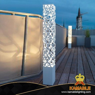 Villa Decorative Garden Outdoor Acrylic Floor Lamp (KJ002)
