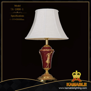 Bedroom elegant design desk lamp (TA1008-1)