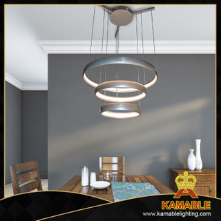 Hanging Aluminum LED Pendant Lamps (MD2005-3L)