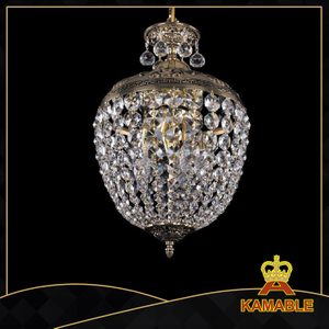 Classic pine cone shaped decoration pendant chandelier(1777-30GB)