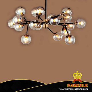 Modern decorative glass shade pendant lamp (SG22-18 )