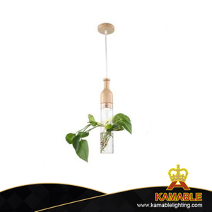 Metal decoration round shade pendant lighting (KASG116-12)