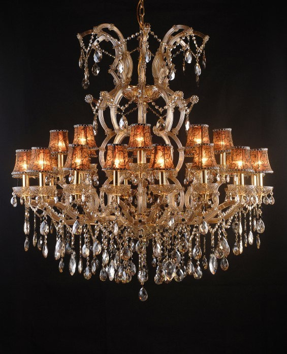 Fashion design hotel lobby Maria Theresa chandeliers(10088-6L )