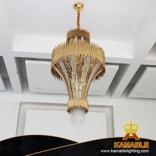 Luxury Hotel Decorative Chandelier Hanging Pendant Lighting (KP06312)