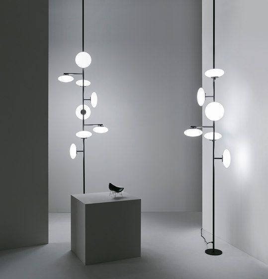Modern Simple Glass Floor Lighting (KA8240)